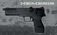 WEBLEY NEMESIS Co2